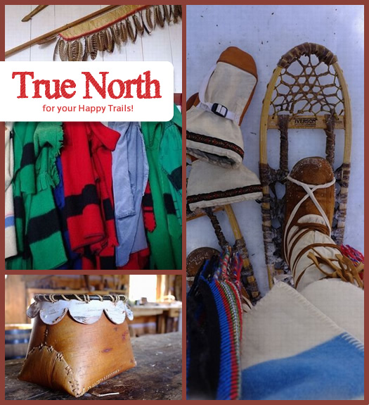 True North for your Happy Trails!
